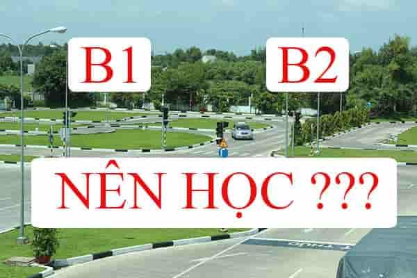 B2 hay B1 ?